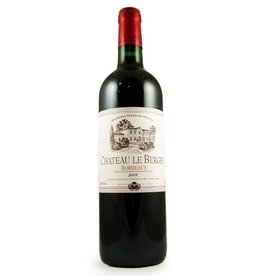 French Wine Chateau Le Bergey Bordeaux 2015 750ml