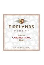 American Wine Firelands Cabernet Franc Isle St. George Ohio 2012 750ml