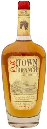 Rye Whiskey Town Branch Rye Lexington Kentucky 750ml