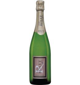 Sparkling Wine Domaine Rolet Cremant du Jura Brut 750ml