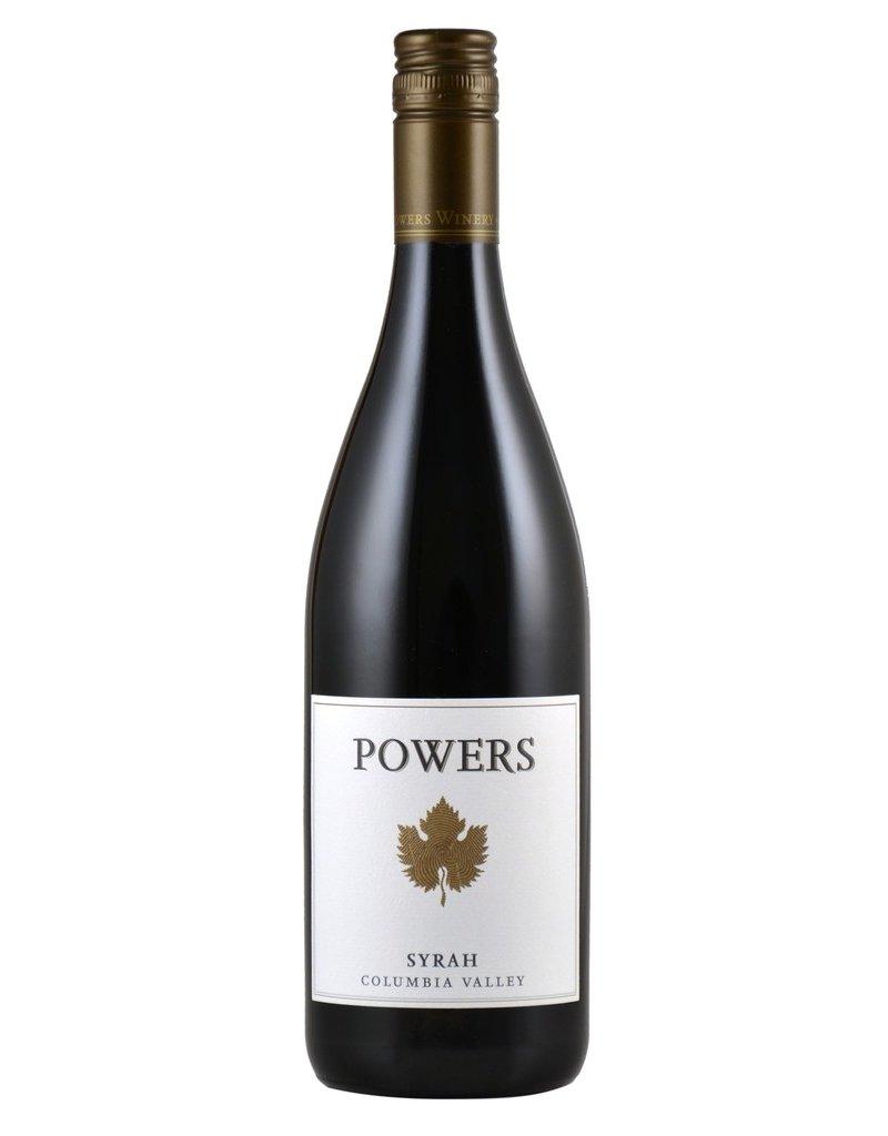 American Wine Powers Syrah Columbia Valley 2013 750ml
