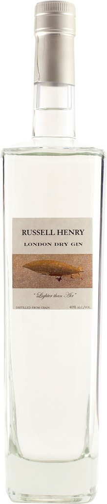 Gin Russell Henry London Dry Gin 750ml