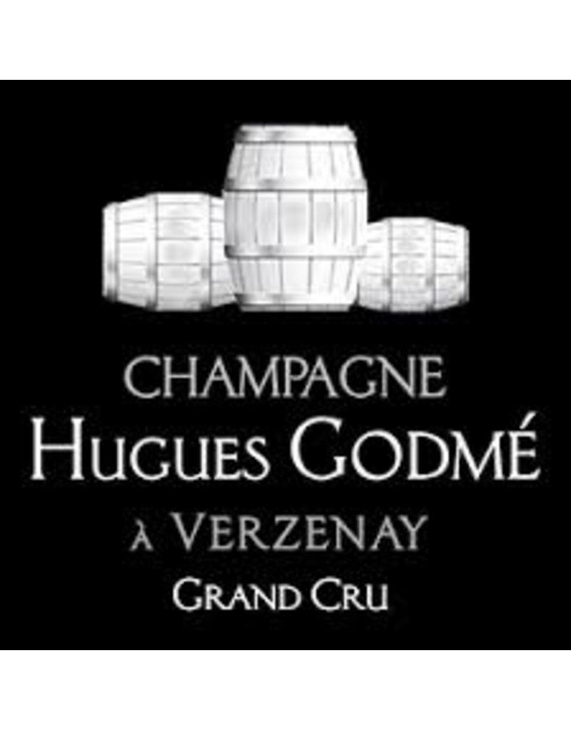 "Sparkling Wine Champagne Hugues Godmé 2007 Grand Cru ""Les Champs Saint Martin"" 750ml"