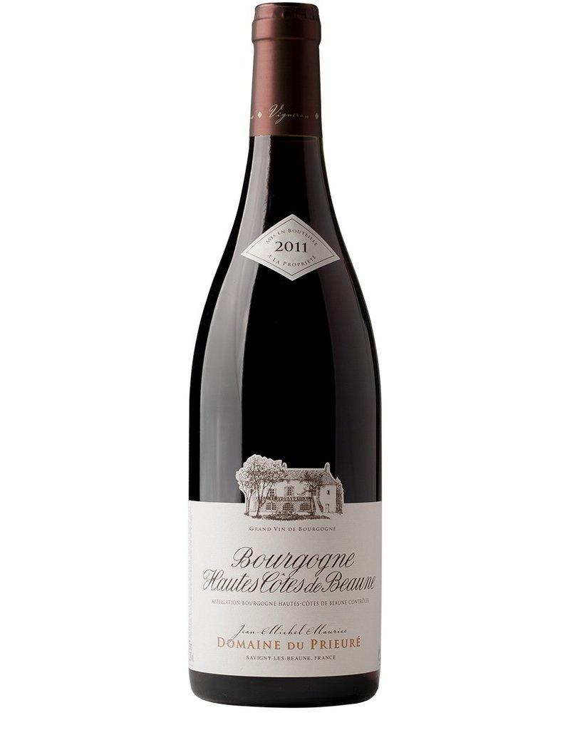 French Wine Domaine du Prieuré Bourgogne Haut Cotes de Beaune 2014 750ml