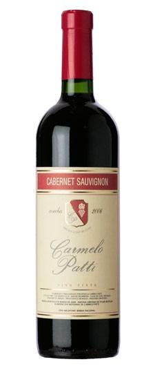 South American Wine Carmelo Patti Cabernet Sauvignon Vino Tinto 2006 Lujan de Cuyo Argentina 750ml