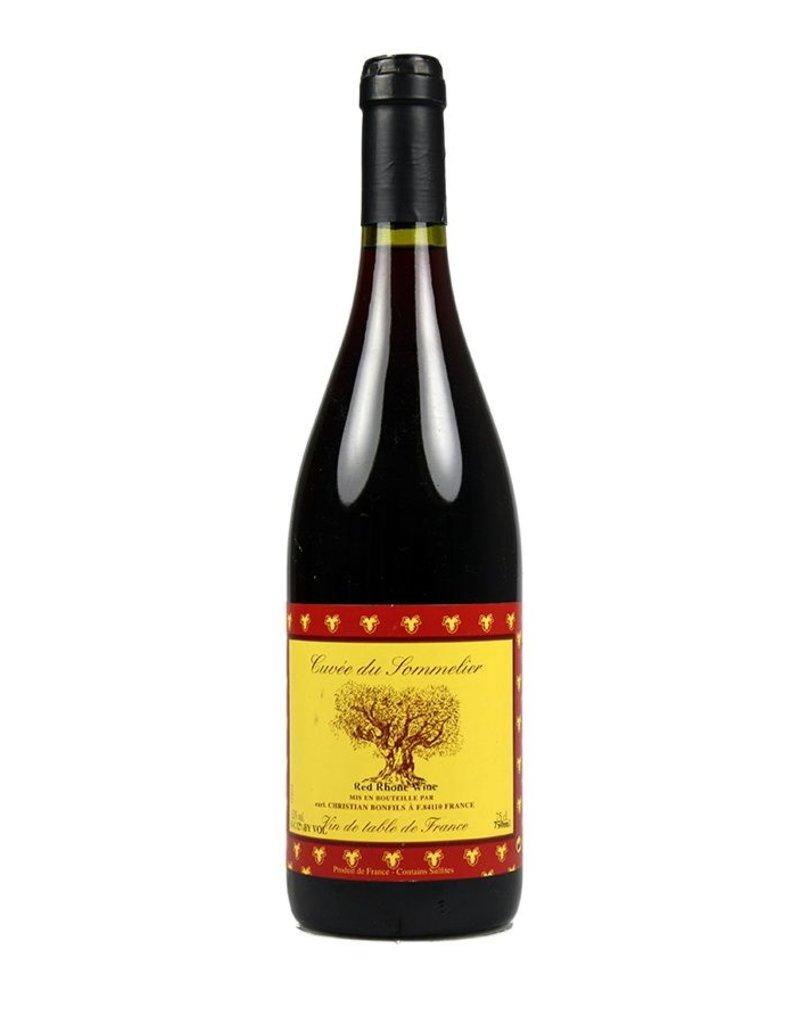 """French Wine Domaine de Fontvive """"Cuvée du Sommelier"""" Vin de France 2014 750ml"""