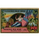 Australia/New Zealand Wine Flegenheimer Bros. Reserve Red, McLaren Vale Australia 2012 750ml