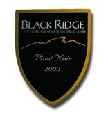 Australia/New Zealand Wine Black Ridge Pinot Noir, Central Otago New Zealand 2003 750ml