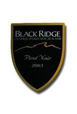 Australia/New Zealand Wine Black Ridge Pinot Noir, Central Otago New Zealand 2003 750ml