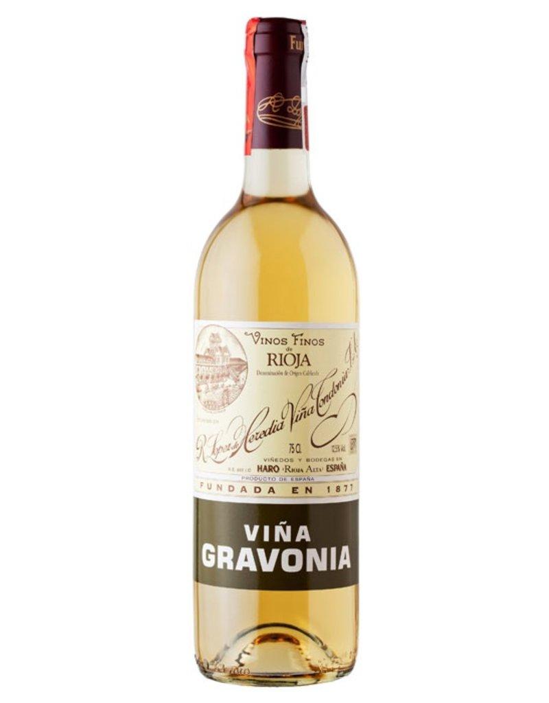Spanish Wine Lopez de Heredia Gravonia Rioja Blanco 2006 750ml