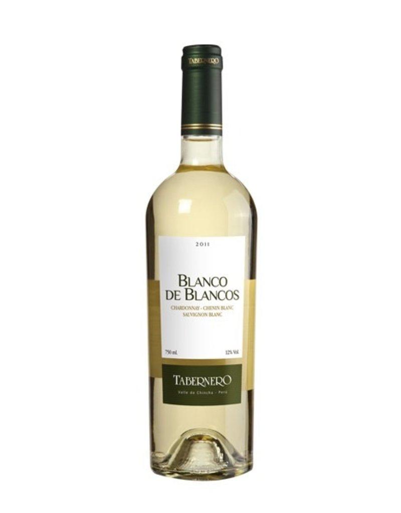 South American Wine Taberno Blanco de Blancos Chinchas Valley, Peru 2014 750lm