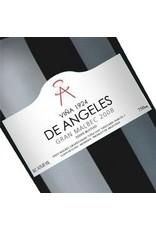 South American Wine Vina 1924 De Angeles Gran Malbec Lujan de Cuyo, Mendoza, Argentina 2009 750ml