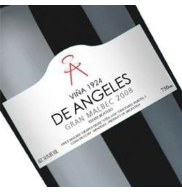 South American Wine Vina 1924 De Angeles Gran Malbec Lujan de Cuyo, Mendoza, Argentina 2009 750ml