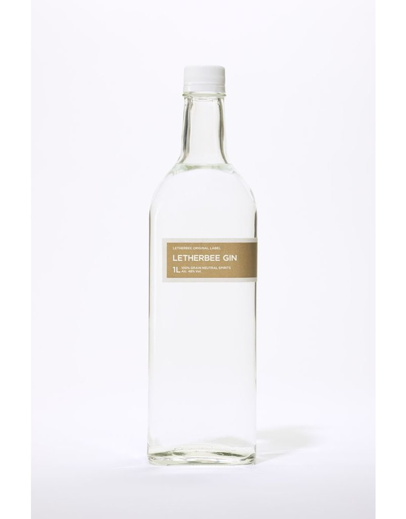Gin Letherbee Gin 750ml
