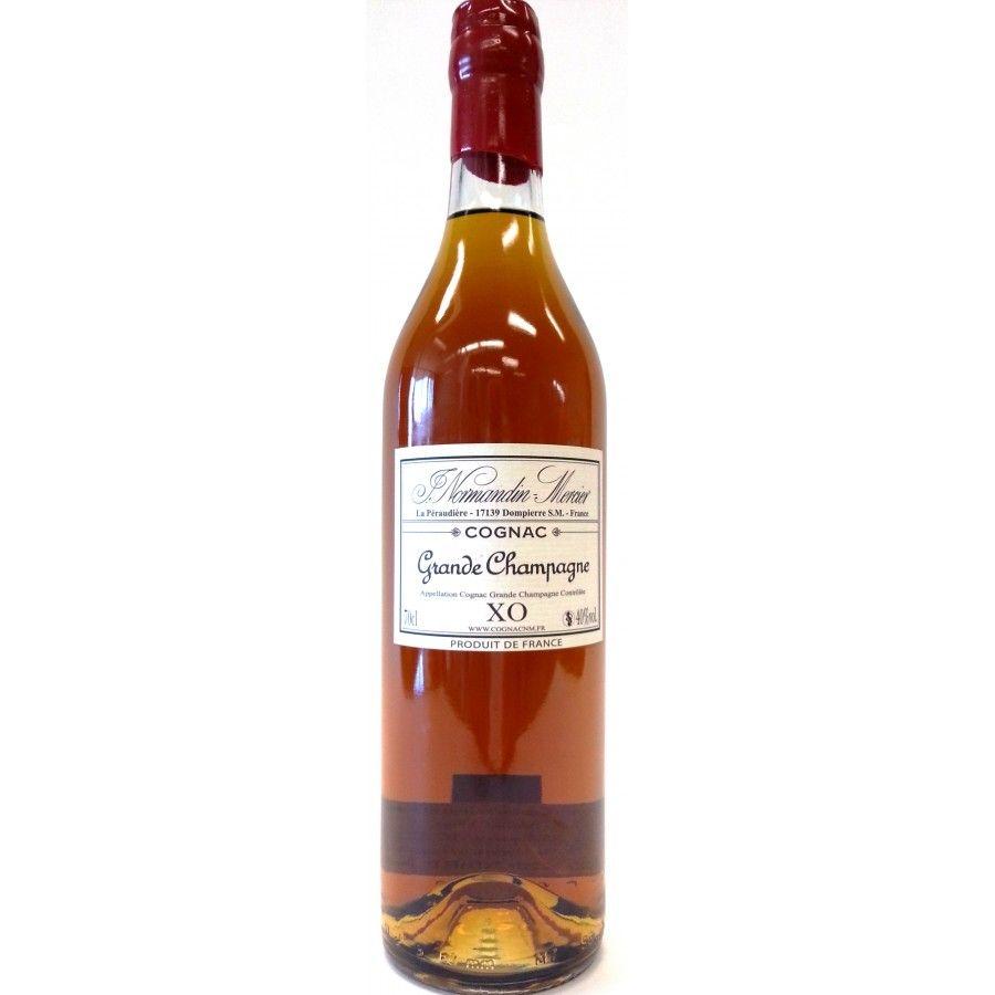 Brandy Normandin Mercier Grand Champagne XO Cognac 750ml