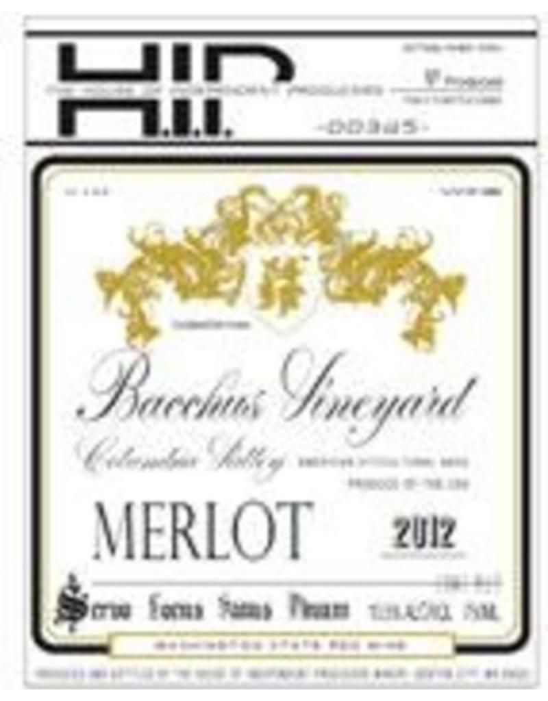 American Wine Independent Producers Merlot Bacchus Vineyard Columbia Valley 2013 750ml