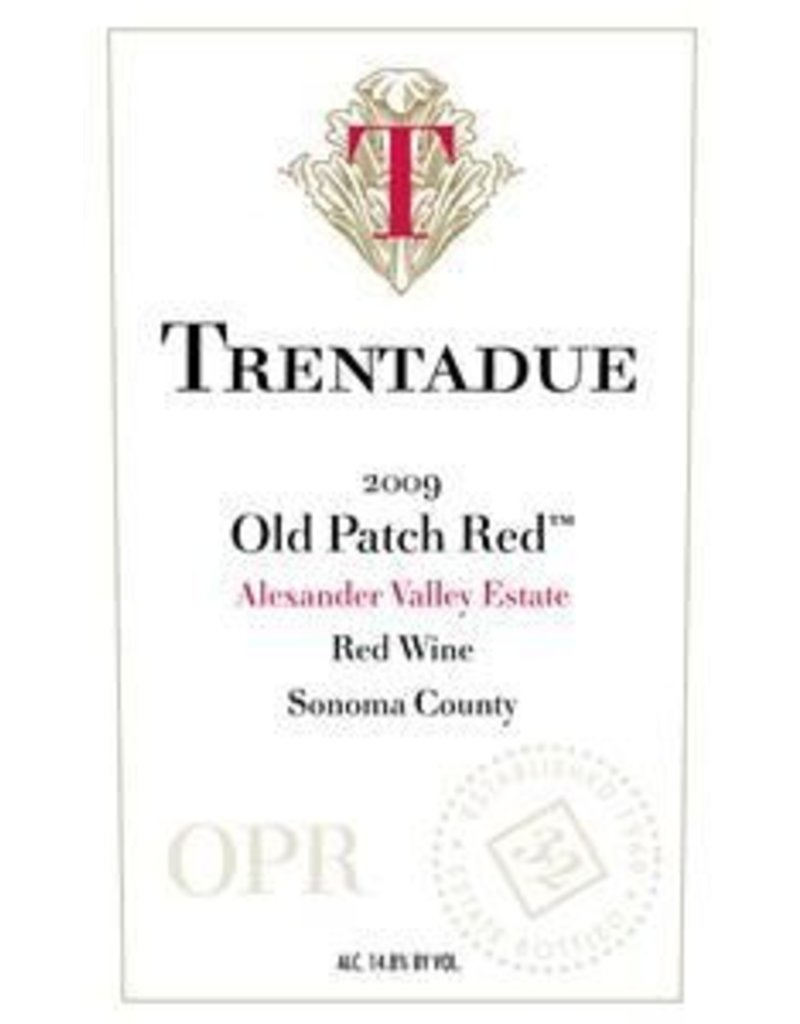 American Wine Trentadue Old Patch Red 2015 750ml