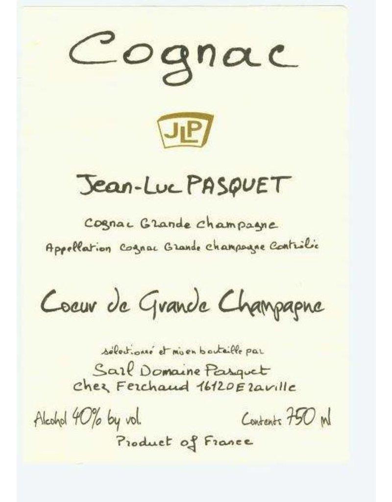 Brandy Jean Luc Pasquet Coeur de Grande Champagne Cognac 750ml