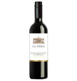 Italian Wine La Fiera Montepulciano d'Abruzzo 2015 750ml