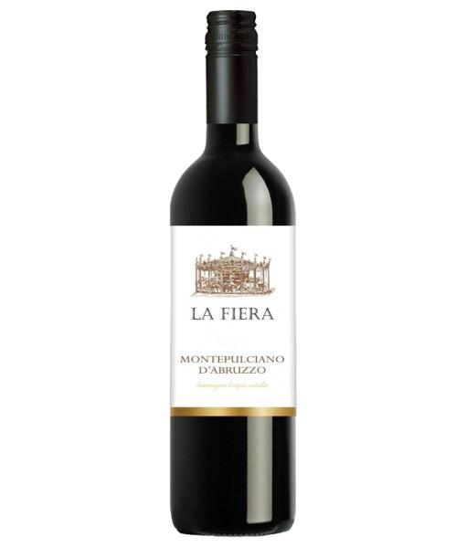 Italian Wine La Fiera Montepulciano d'Abruzzo 2016 750ml