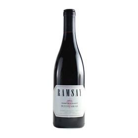 American Wine Ramsay Petite Sirah North Coast 2015 750ml