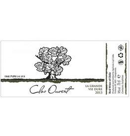 """South American Wine Louis-Antoine Luyt Clos Ouvert """"La Grande Vie Dure"""" Vino Puro de Uva 2013 750ml"""