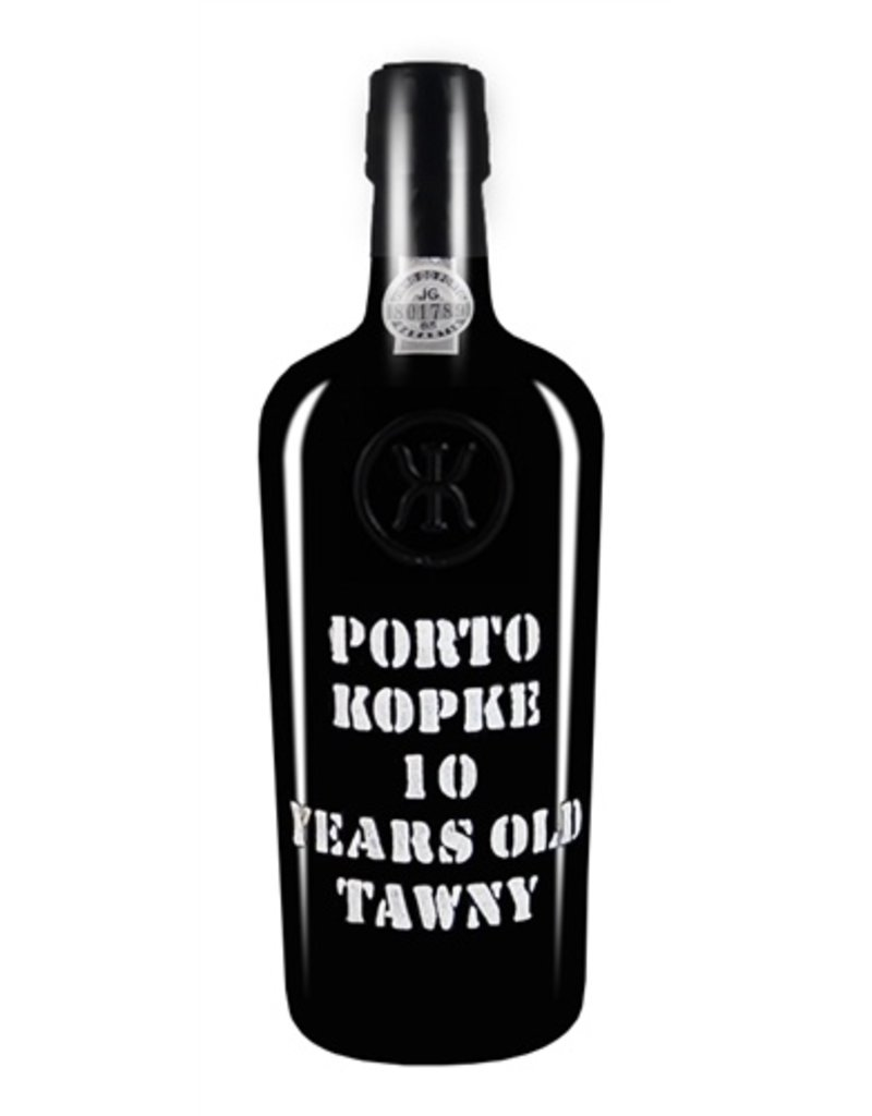 Dessert Wine Kopke 10 Year Tawny Port 375ml