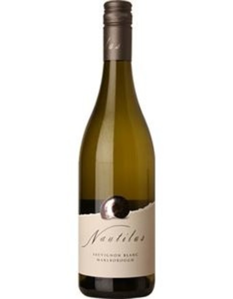 Australia/New Zealand Wine Nautilus Sauvignon Blanc Marlborough New Zealand 2015 750ml