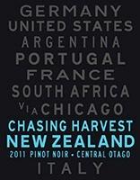 Australia/New Zealand Wine Chasing Harvest Pinot Noir Central Otago New Zealand 2012 750ml