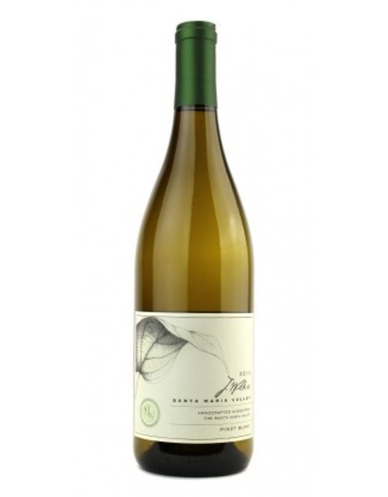 American Wine J. Wilkes Pinot Blanc Santa Maria Valley 2012 750ml