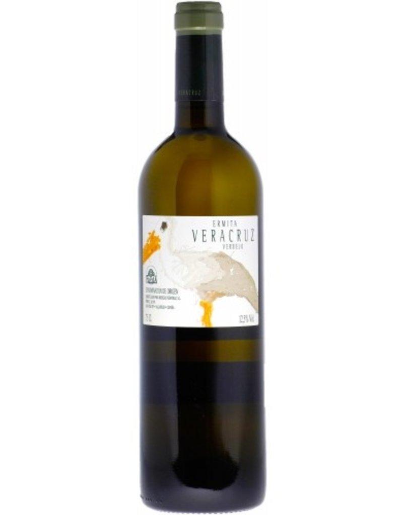 Spanish Wine Ermita Veracruz Verdejo Rueda 2014 750ml