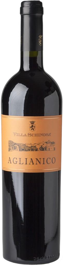 Italian Wine Villa Schinosa Aglianico Puglia 2011 750ml