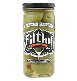 Miscellaneous Filthy Pimento Stuffed Olives 8oz