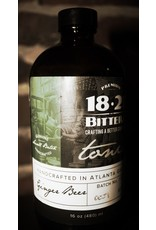 Mixer 18.21 Bitters Spicy Ginger Beer Syrup 16oz