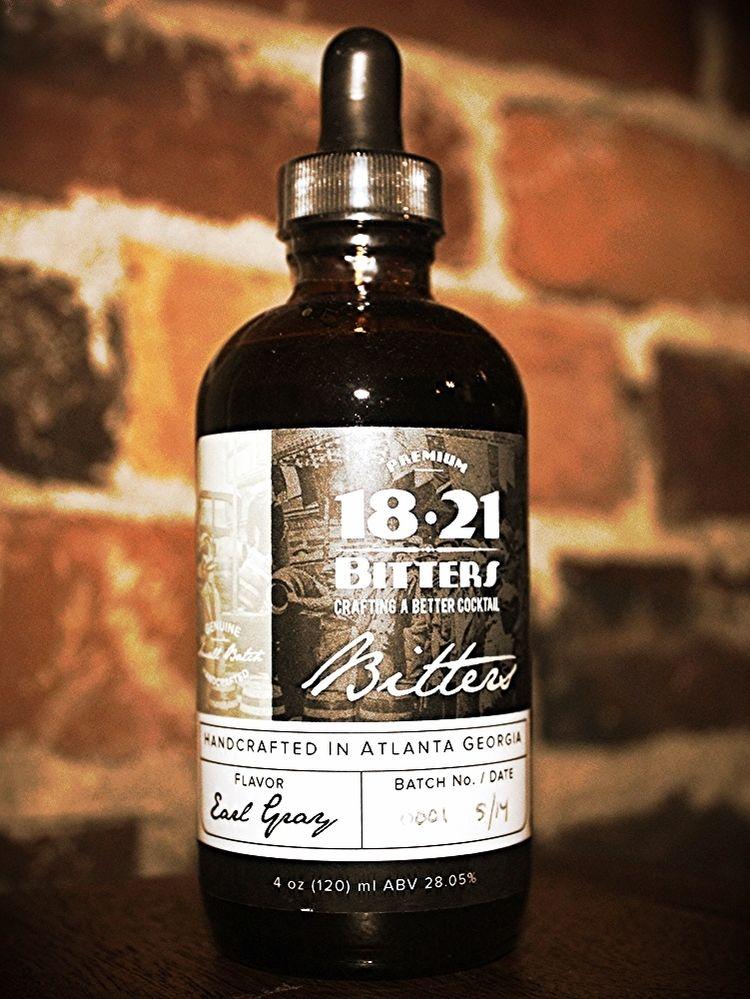 Bitter z 18.21 Bitters Earl Grey 4oz