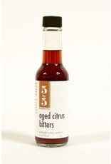 Bitter 5 by 5 Aged Citrus Bitters 5oz