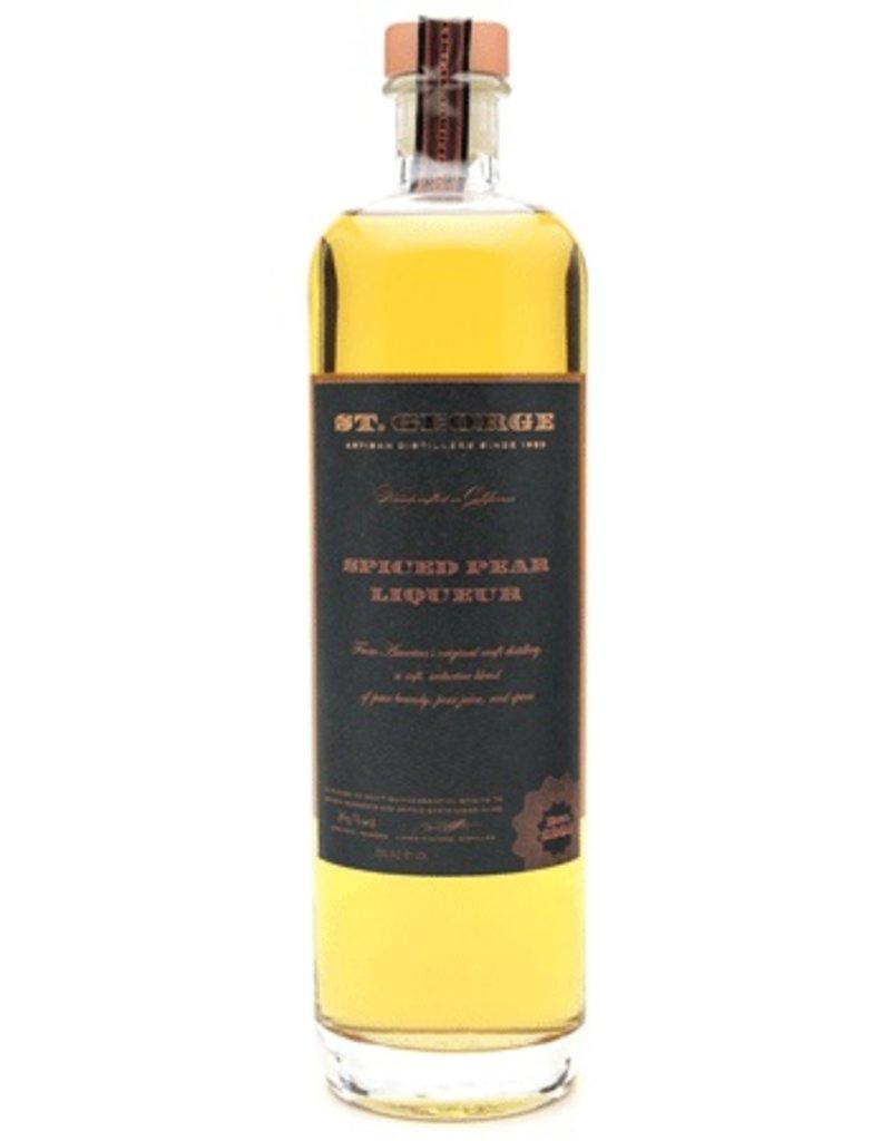 Liqueur St. George Spiced Pear Liqueur 750ml