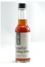 Bitter 5 by 5 Grapefruit Oolong Bitters 5oz