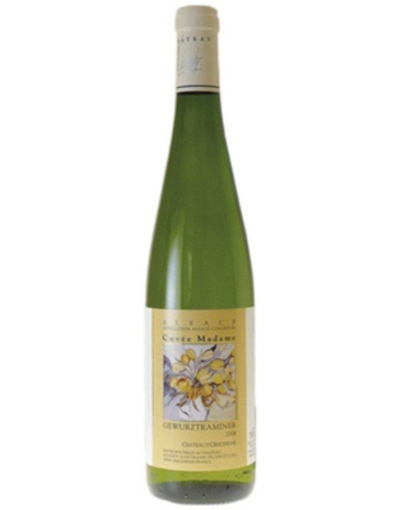 French Wine D'Orschwihr Gewurztraminer Cuvée Madame 2004 750ml