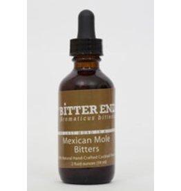 Bitter Bitter End Mexican Mole Bitters 2oz