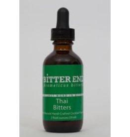 Bitter Bitter End Thai Bitters 2oz