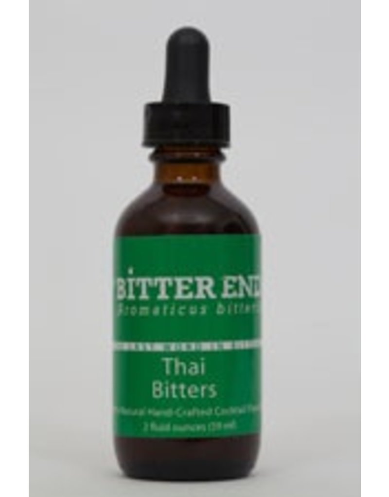 Bitter Bitter End Thai Bitters 2oz