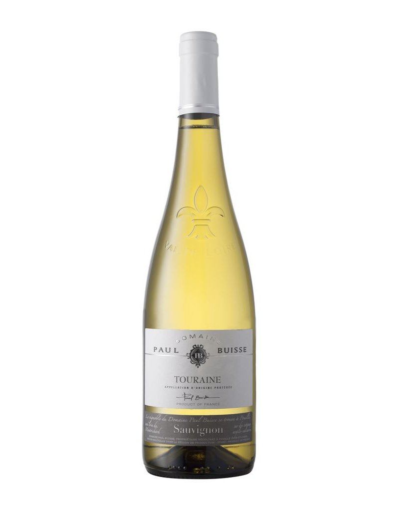 French Wine Domaine Paul Buisse Touraine Blanc  Sauvignon 2014 750ml