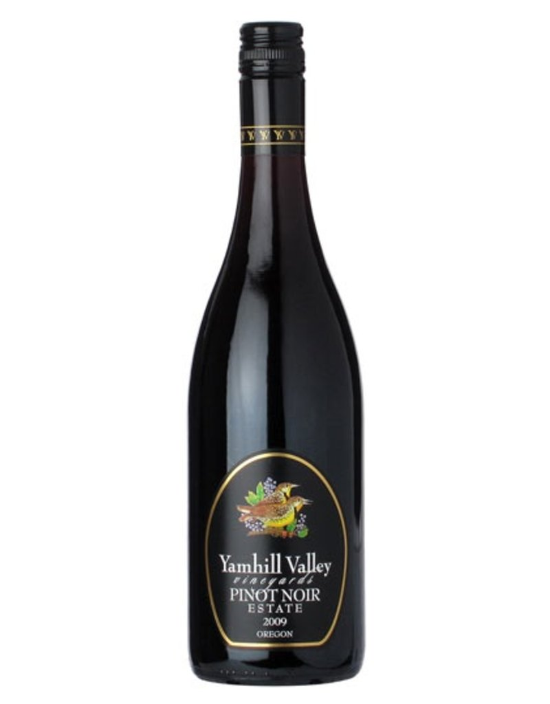 American Wine Yamhill Valley Vineyards Estate Pinot Noir Willamette 2013 750ml