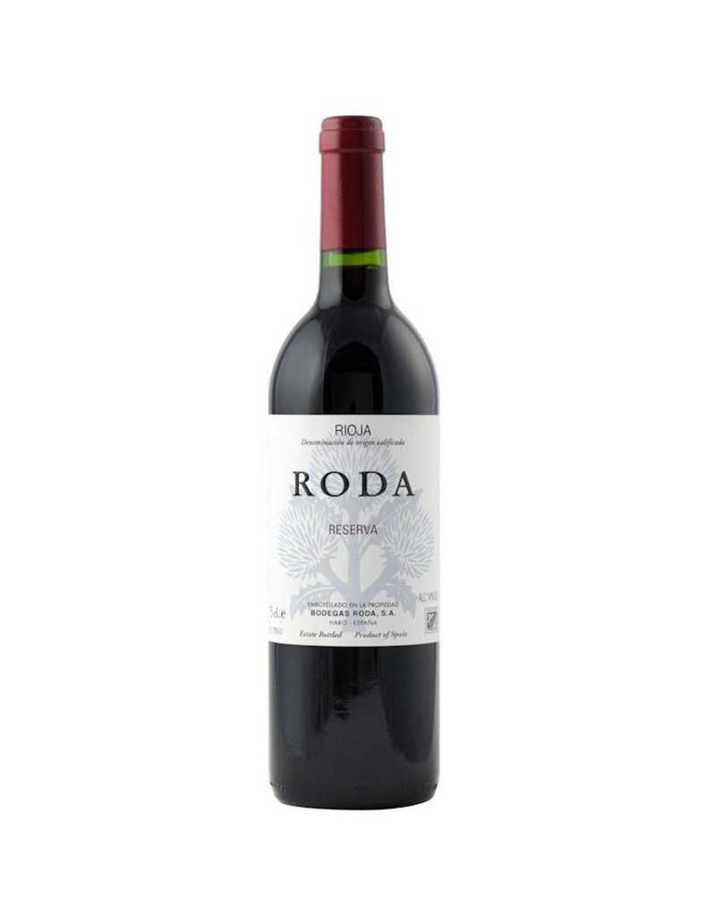 Spanish Wine Roda Rioja Reserva 2009 750ml