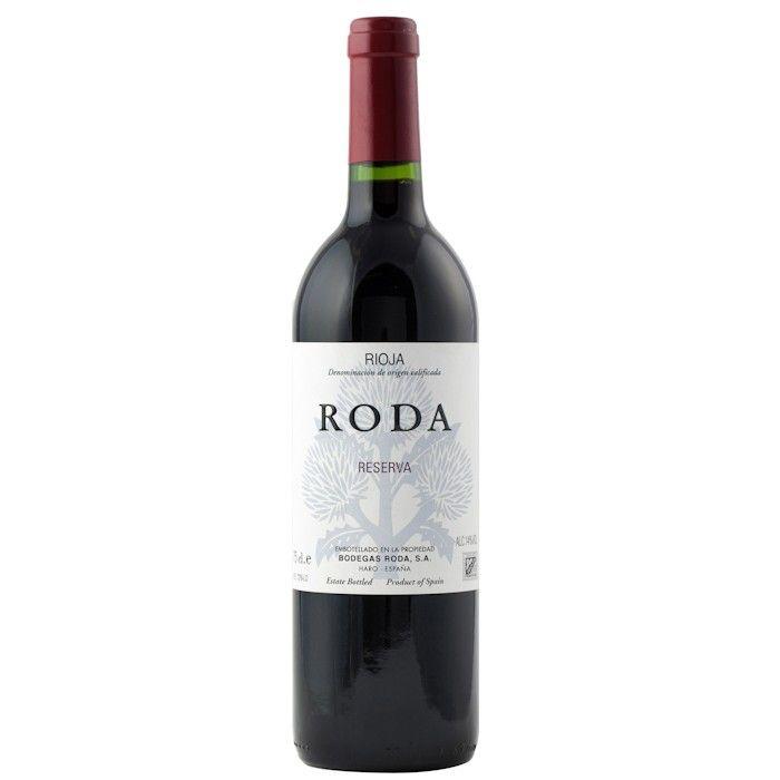 Spanish Wine Roda Rioja Reserva 2009 750ml