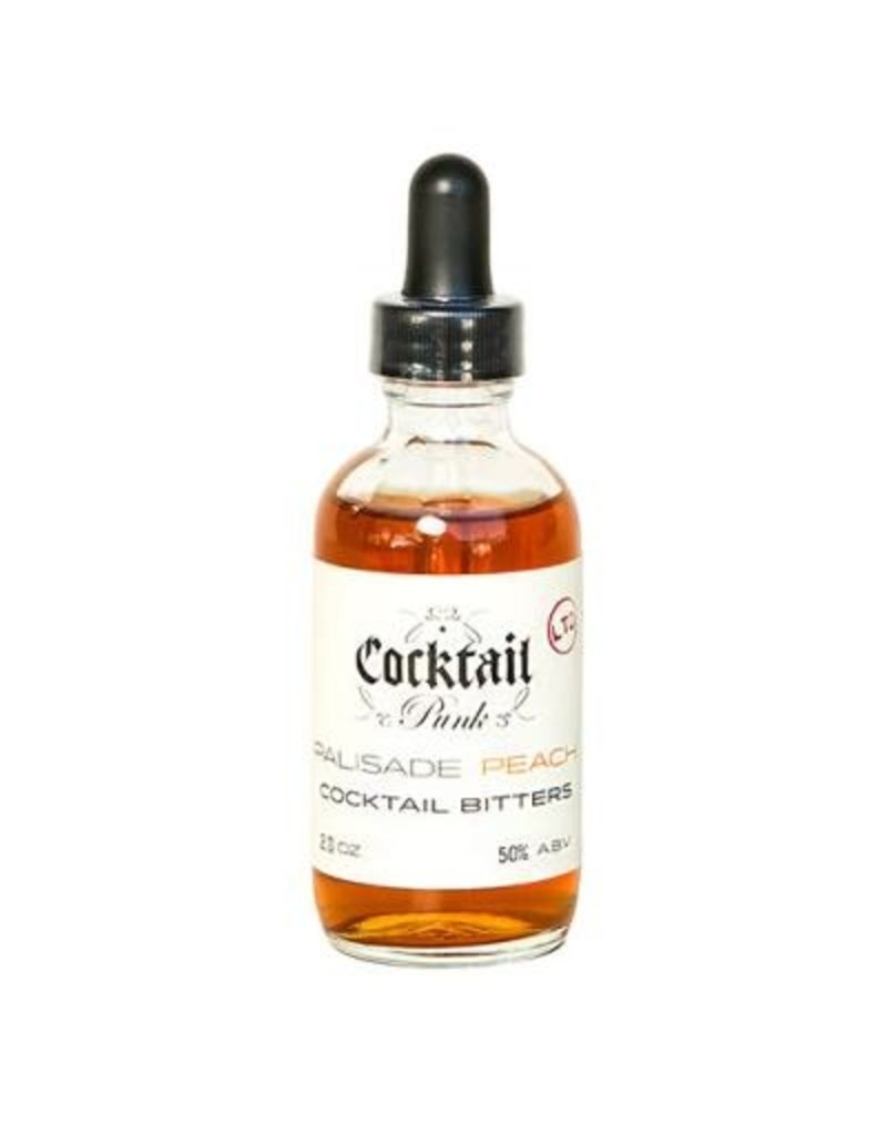 Bitter Cocktail Punk Palisade Peach Bitters 2oz