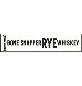 Rye Whiskey Bone Snapper Rye 750ml