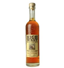 Bourbon High West American Prairie Reserve 750ml