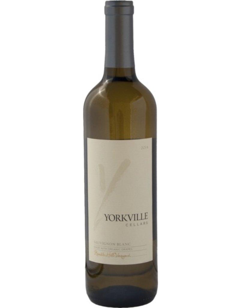 American Wine Yorkville Cellars Sauvignon Blanc 2015 750ml